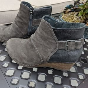 Dansko ankle booties